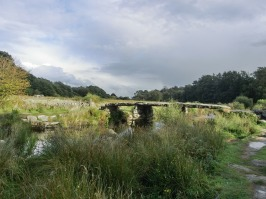 Iron Age bridge