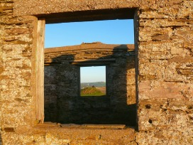 A window on Devon