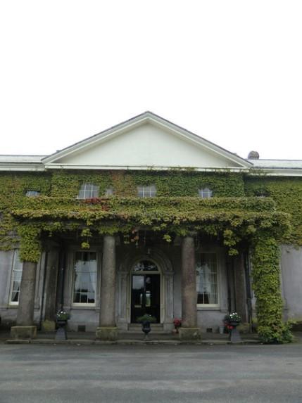 Main entrance
