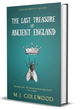 The Last Treasure of Ancient England